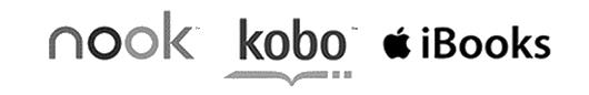 Nook Kobo iBooks